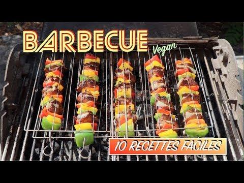 barbecue---10-recettes-/-vegan