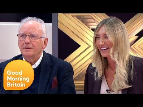 Pete Waterman Tips Megan McKenna as the New Kylie Minogue | Good Morning Britain