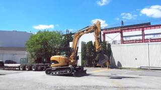 2011 Cat 308D CR Excavator - Heavy Equipment for sale