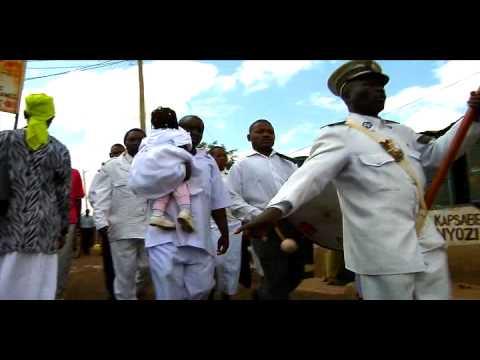 Kenya-Salvation Army