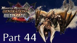 Monster Hunter Generations Ultimate -- Part 44: Hyper Horns of the Desert