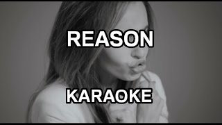 Agata Nizińska - Reason [karaoke/instrumental] - Polinstrumentalista
