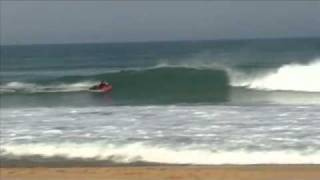 Bodyboard Tow In Session - Eric Gamez