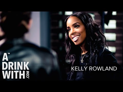 Kelly Rowland | Interview | A Drink With