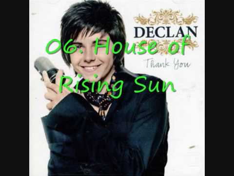Declan Galbraith - Thank you [Album Preview][Download full album for free!]