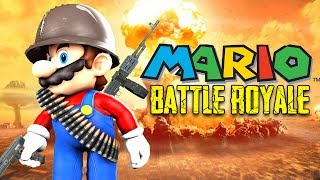 SMG4: Mario Battle Royale