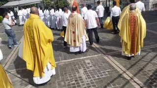 Procession of Ss. Peter and Paul (Feast Day 2017)