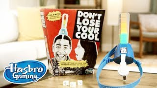 'Don't Lose Your Cool' Official Spot - Hasbro Gaming