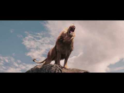 Aslan's roar in battle of beruna