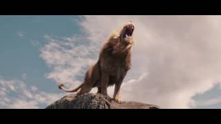 Aslan's roar in battle of beruna
