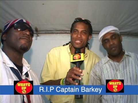 R.I.P Captain Barkey 10-13-12
