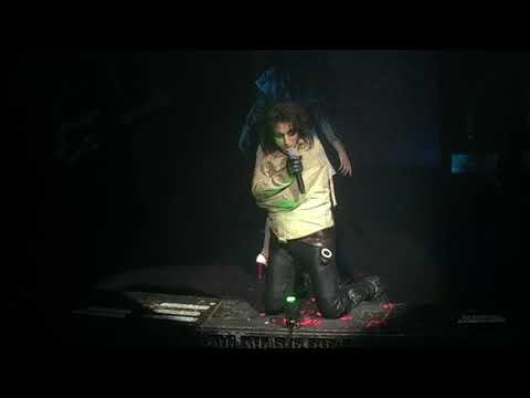 Alice Cooper - Paranoiac Personality, Ballad of Dwight Fry, Killer and I Love The Dead - Dublin 2017