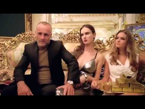 Russian billionaire advert