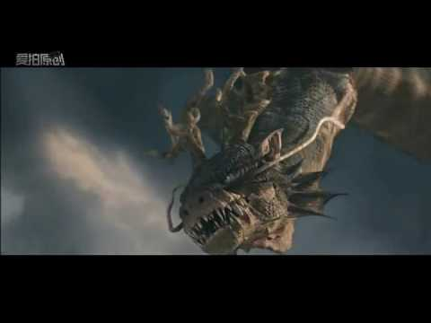 Chinese dragon VS Western dragon