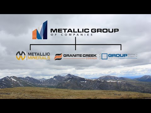 Small Cap Opportunity: Metallic Group | Mining | 3 Exploration Companies