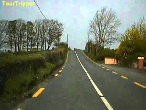 Road trip from Athenry Co. Galway to Tuam Co. Galway