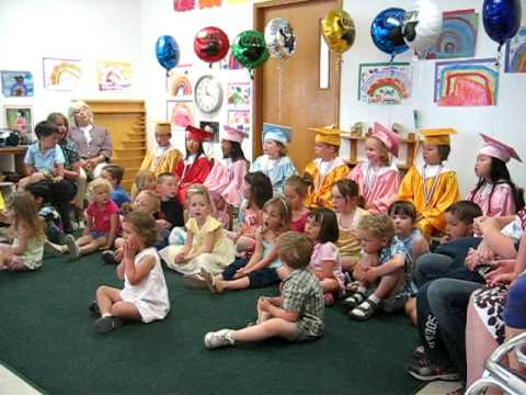 It's a small world after all--sang by the summersun montessori