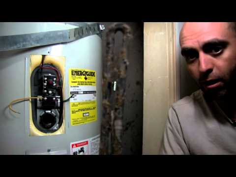 DIY: Electric Water Heater Maintenance