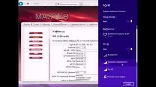 netmaster cbw 383z4 kablosuz kullanıcı adı ve parola değiştirme