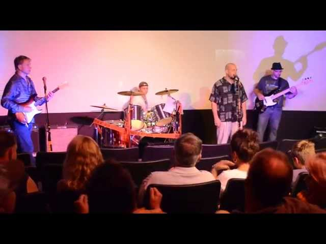 The Wes Lee K Experience Band Promo Video 2014!