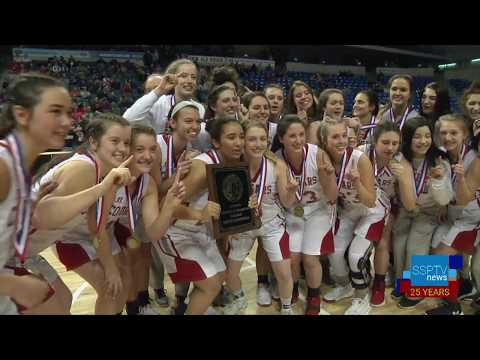 HAHS Girls Basketball Team Wins Districts - SSPTV News