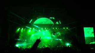 David Guetta @Lake festival 2014 (Soused)