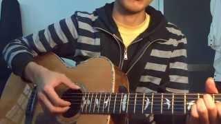 Lỗi Định Mệnh Guitar Cover by Sonlq - ISSAC (365DABAND) + Hợp âm
