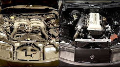 HOW MUCH DOES A 300ZX SR20DET SWAP COST?!