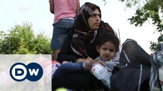 قمة أوروبية خاصة لبحث مشكلة اللاجئين فى أوروبا | الأخبار