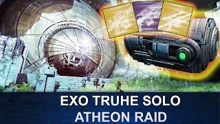 Destiny: Atheon Raid Exo Truhe Solo / Chest Solo (Deutsch/German)