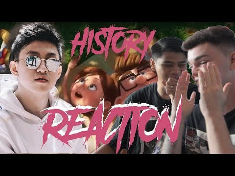 🤙🏻🔥 REACTION! Rich Brian - History 🤙🏻🔥