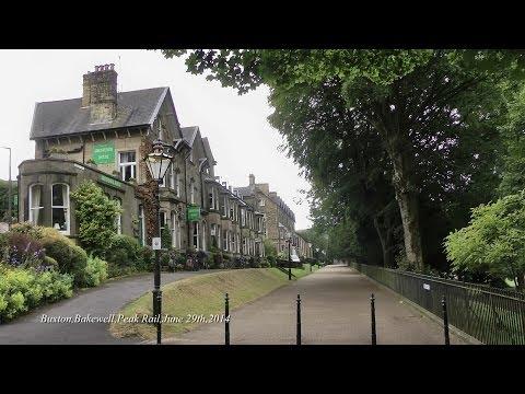Buxton - Bakewell - Peak Rail - 2014