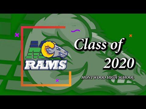 Montwood High School Class of 2020 Top Ten