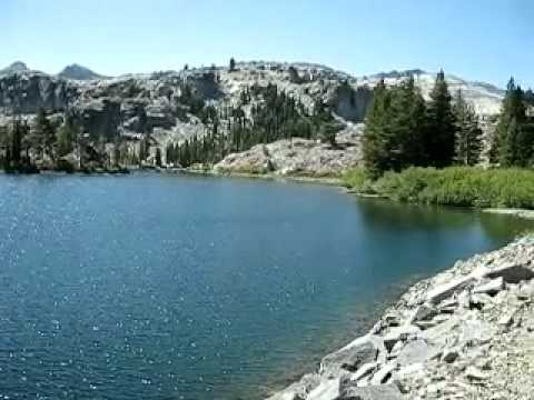 Susie To Heather Lakes, Backpacking Lake Tahoe To Mount Whitney