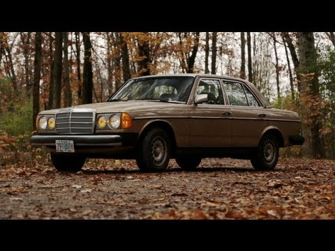Eddie Alterman's 1983 Mercedes-Benz 300D Turbo Diesel - CAR and