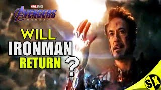Will Tony Stark Return ? New Iron Man In Future | End Game | Hindi | Super Xpose
