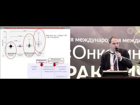 Клиническая интерпретация сывороточной концентрации опухолевых маркеров Са125 и НЕ4