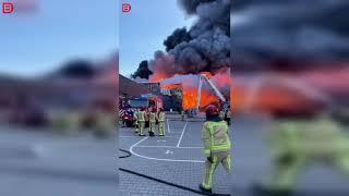 31-05-2020 Brandweer onderweg …