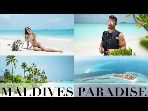 MALDIVES PURE PARADISE | Ali Gordon & Lydia Elise Millen