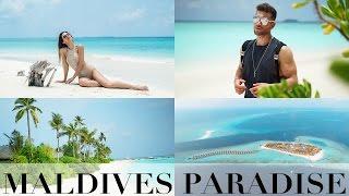 MALDIVES PURE PARADISE   Ali Gordon & Lydia Elise Millen