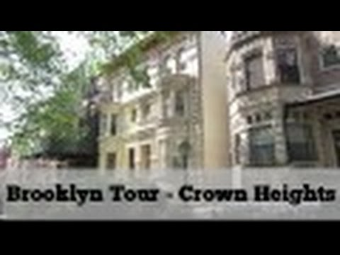 Brooklyn Tour - Crown Heights