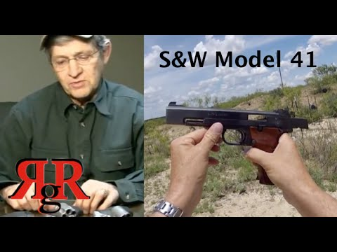 Smith & Wesson Model 41 Review