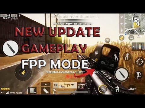 New Update Gameplay FPP MODE !   PUBG Mobile TIMI   Full Game   Desert Map! (Miramar) AWSOME - TOP 1