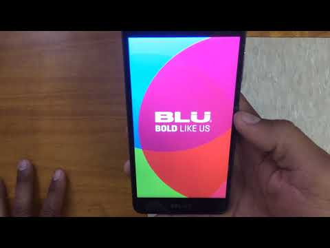 Como Realizar Hard Reset BLU BOLD LIKE US (Studio XL2)