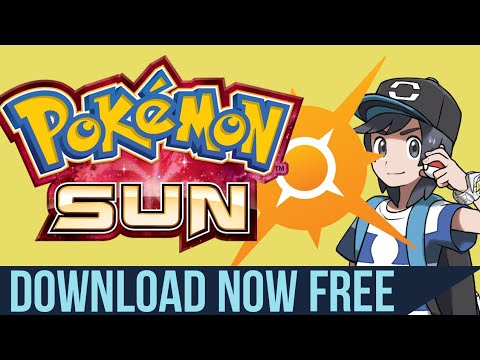 Pokemon Sun Rom Download In Hindi For Android And PC Latest Version