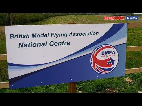 BRITISH MODEL FLYING ASSOCIATION (BMFA) National Visitor Centre - Buckminster [*UltraHD/4K*]
