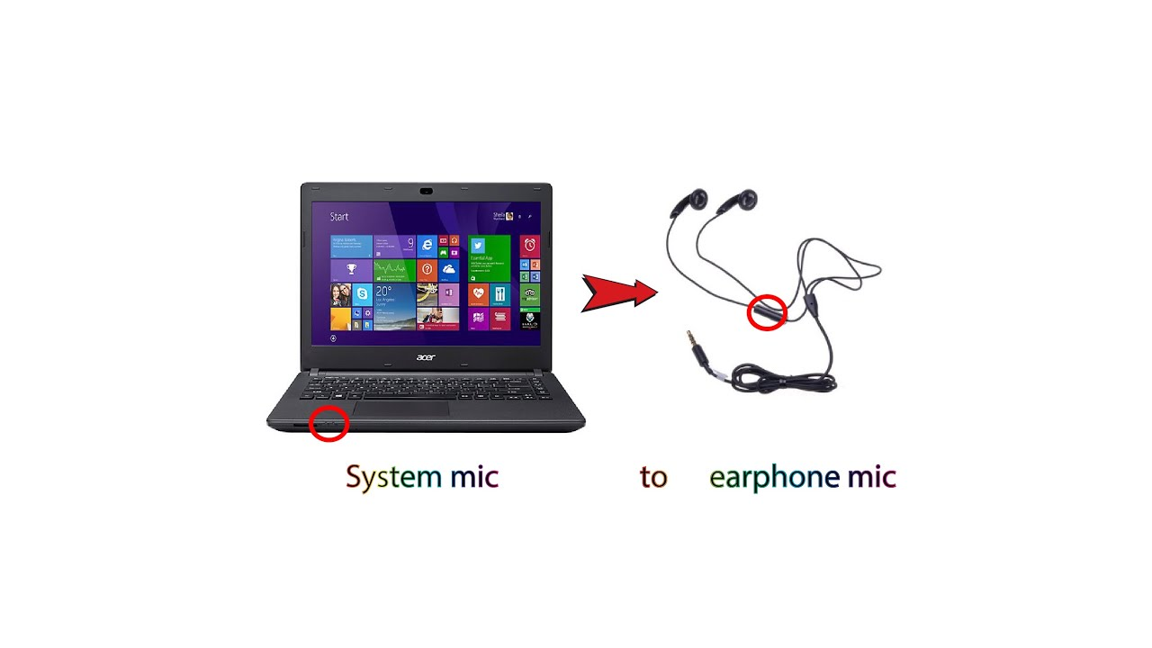 Enabling headset or earphone microphone on windows 7, 8, 8 1, and 10