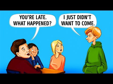 13 Absurd Comics About Life Without Lies
