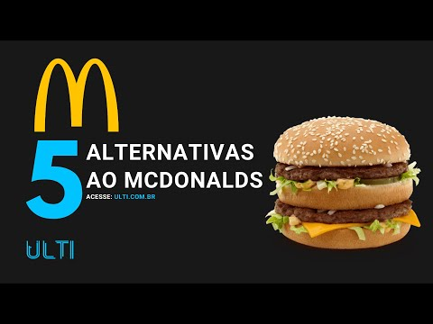 5 Alternativas ao McDonalds