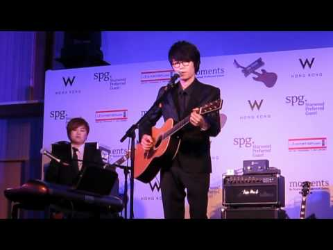 《Wonderful Tonight》【SPG Moments Acoustic Performance by Khalil Fong�1031